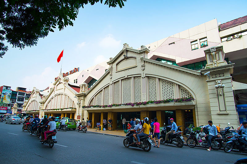 Dong Xuan Market - Hanoi Travel Guide