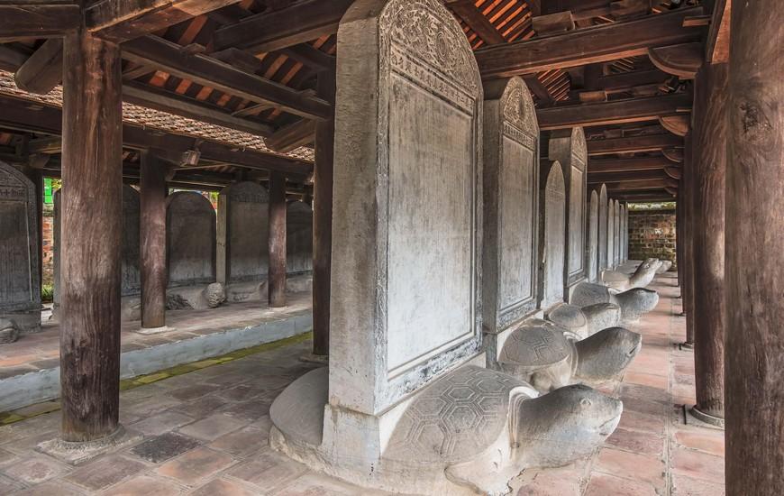 Garden of Stone Stelae