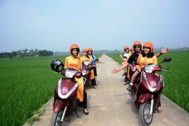 hanoi motobike tour