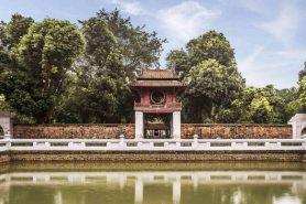 Hanoi's Temple Of Literature