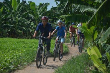 Hanoi Biking Tour