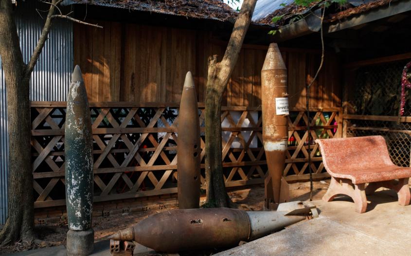 Cambodia Landmine Museum - top 10 tourist attractions in Cambodia