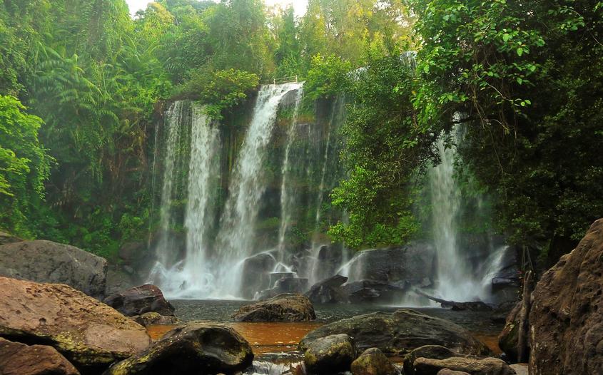 Phnom Kulen National Park - Cambodia Travel guide