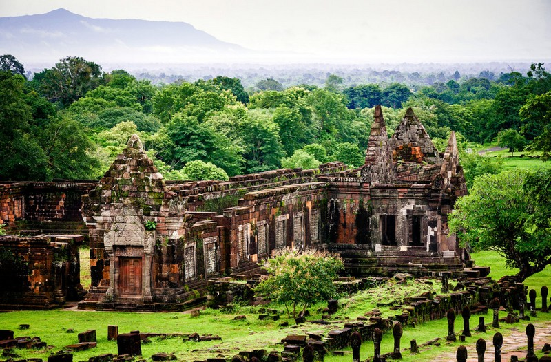 Wat Phu - best places to visit in Laos
