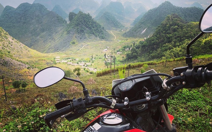 Best riding routes in Vietnam
