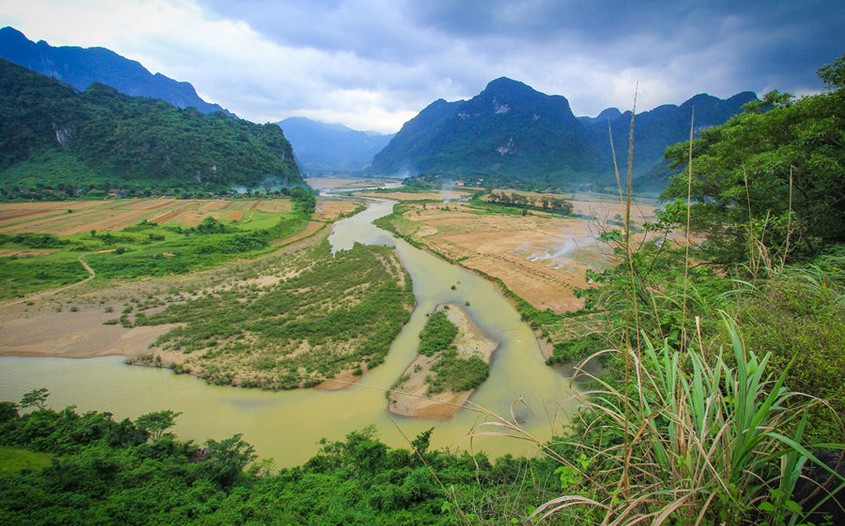 road from Khe Sanh to Phong Nha