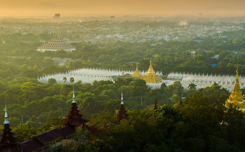 Mandalay - best destinations to visit in Myanmar