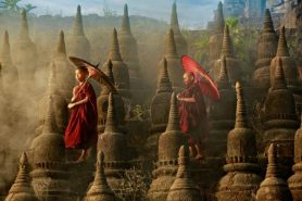best destinations to visit in myanmar