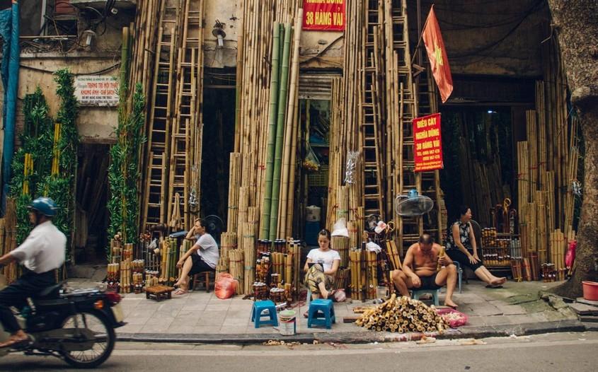 Hanoi Old Quarter- top-rated destinations in Vietnam