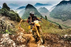 top riding routes in Vietnam