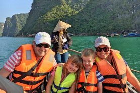 vietnam family tours with kids