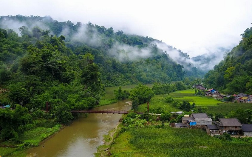 Ba Be National park - vietnam family adventure holidays