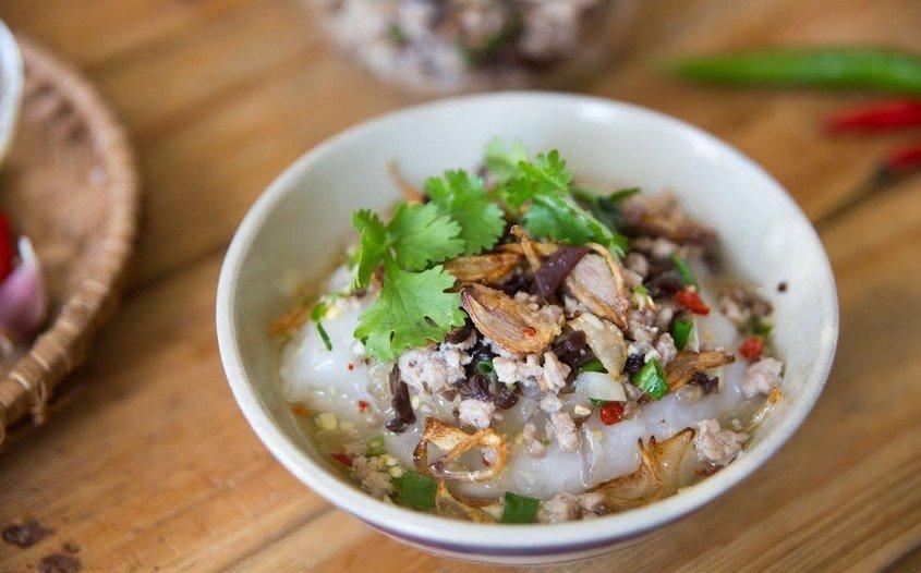 Banh Duc – best local cuisines in Vietnam