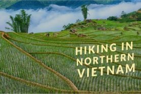 hiking in northern vietnam