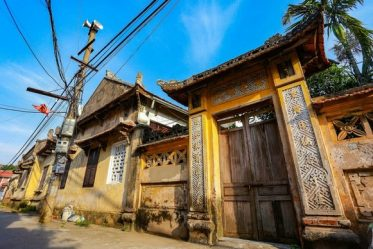 Hanoi village tour