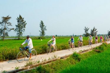 hoi an cycling cooking class tour 1 day