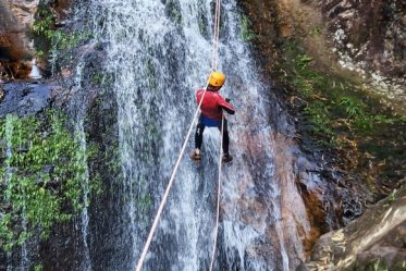 Dalat canyoning tour 1 day